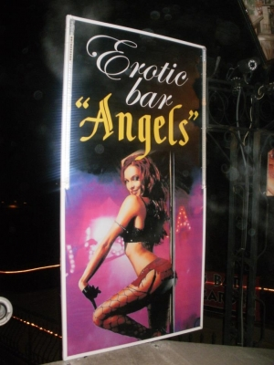 Erotic Bar Angels